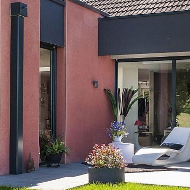 Extension de maison et agrandissement